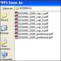 Aquivos PDF