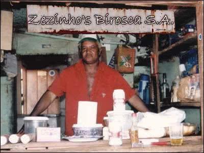Olha a cara de empresario do Zezinho