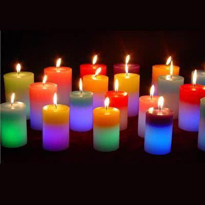 Sonhos com velas