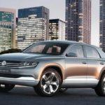 VW Cross Coupé – fotos e preços