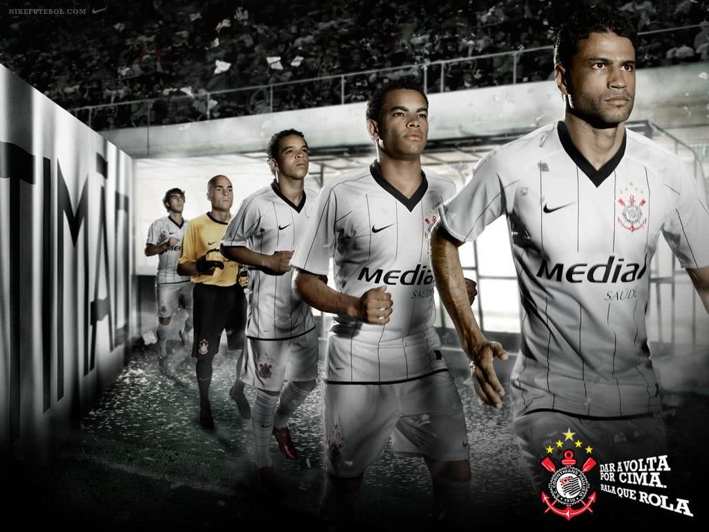 Papel de parede do time do Corinthians
